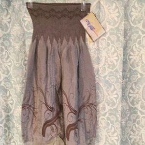 Lapis Dress NWT